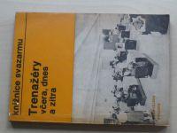 Hoskovec - Trenažéry včera, dnes a zítra (1976)