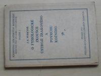 Purkyně - O fysiologické zkoušce ústrojí zrakového a povrchu kožního (1914)
