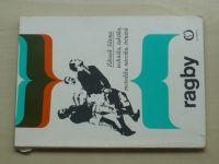 Sláma - Ragby (1984) technika, taktika, metodika nácviku, trénink.
