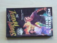 Stopy hrůzy 24 - Stine - Hra s ohněm (1993)