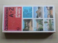 Československo A-Z - Průvodce na cesty (1978)