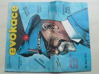 Evokace 1 (1990) ilustrace Kája Saudek