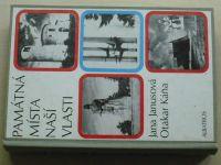 Janusová, Káňa - Památná místa naší vlasti (1982)