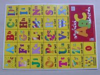Pexeso Anglická abeceda (nedatováno)