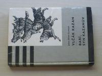 KOD 145 - Curwood - Vlčák Kazan, Barí, syn Kazanův (1980)