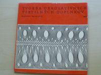 Mancová - Tvorba dekoratívnych textilných doplnkov (1975) slovensky