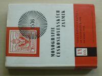 Monografie československých známek 13 (1974)