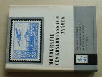 Monografie československých známek 4 (1986)
