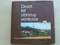 Stejskal - Deset let obnovy venkova (2002)