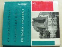 Československá vlastivěda 1. díl - Příroda - Geologie, fyzický zeměpis (1968)