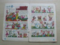 Čtyřlístek 50 (1976) ročník VIII.