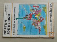 Čtyřlístek 73-81 (1979) ročník XI. (chybí čísla 73, 75, 78, 80, 5 čísel)