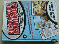 Encyklopedie komiksu 2 v Československu 1945-1989 (2012)