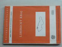 Poznej svou vlast - Liberecký kraj (1956) Pro mototuristy a cyklisty (itinerář)