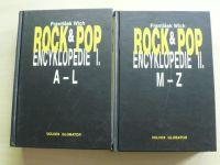 Wich - Rock & Pop encyklopedie I. - II.  (1999) I. (A-L], II. (M-Z]