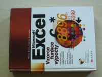 Brož, Bezvoda - Microsoft Excel - Vzorce, funkce, výpočty (2008) CD ROM