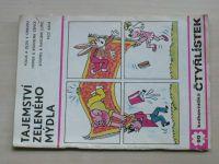 Čtyřlístek 90-97 (1981) ročník XIII. (chybí čísla 92-93, 95, 5 čísel)