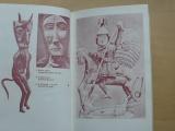 Boruta - Dřevěné zázraky (1978) litevský řezbář