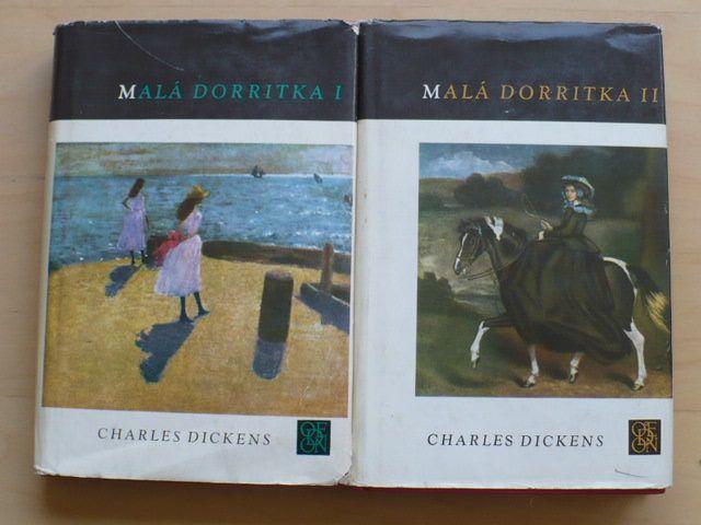 Charles Dickens - Malá Doritka I. II. (Odeon 1970)