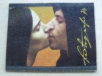 Fotografie 74 - Odborná revue výtvarné fotografie 1-4 (1974) ročník XVIII. (chybí číslo 4, 3 čísla)