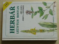 Janča, Zentrich - Herbář léčivých rostlin 1-7 (1994-99) 7 knih