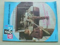 ABC 1-24 (1985-86) ročník XXX. (chybí čísla 1, 9, 14-16, 21, 18 čísel)