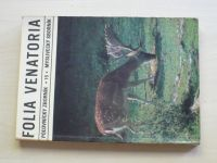 Folia venatoria 15 - Polovnický zborník - Myslivecký sborník 1985