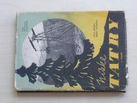Janoška, Hochmuth - Nízké Tatry - Liptovská časť (1954) slovensky