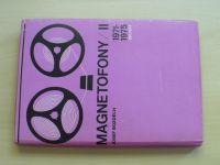 Bozděch - Magnetofony II (1971-1975) (1979)