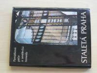 Petráň ses. - Staletá Praha XII - Památková péče a umělecká řemesla (1982)