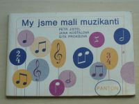 Jistel - My jsme malí muzikanti (1990)
