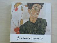 Leopold Museum - katalog, vícejazyčný text - Egon Schiele, G. Klimt, Moser...
