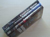 Troska - Kapitán Nemo 1. - 3. (1992) 3 knihy