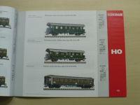 Fleischmann - HO (Catalogue New Items) (2009) anglicky