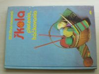 Maksimovová - Škola pletenia, háčkovania (1986) slovensky