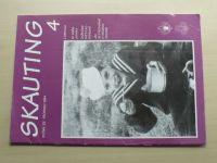 Skauting 4 (1994) ročník XXXIII.