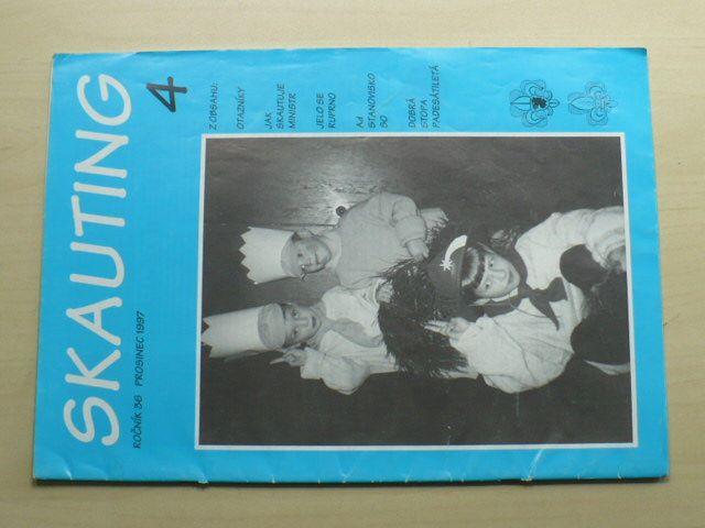 Skauting 4 (1997) ročník XXXVI.