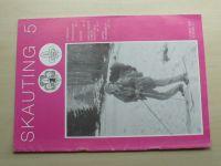 Skauting 5 (1993) ročník XXXI.