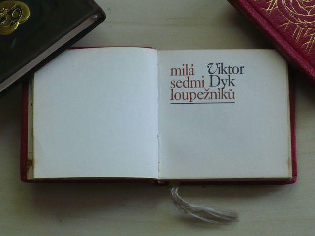 Dyk - Milá sedmi loupežníků (1977)