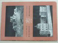 Petrů - Státní hrad Buchlov, státní zámek Buchlovice (1968)