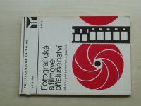 Polák - Fotografické a filmové příslušenství - návrhy pro zhotovení a použití (1982)
