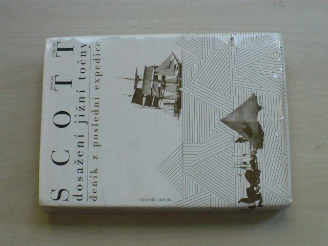 Scott - Dosažení jižní točny - Deník z poslední expedice (1972)