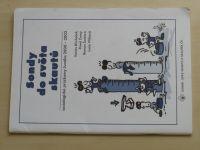 Sondy do světa skautů - Sociologické průzkumy Junáka 2000 - 2003