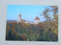 Státní hrad Kokořín - Soubor 12 pohlednic