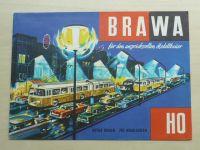 Brawa - Artur Braun - 705 Waiblingen (nedatováno) prospekt - německy