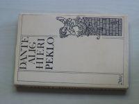 Dante Alighieri - Peklo (1978) il. Z. Mézl