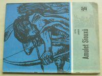 Karavana 200 - Janka - Amulet Siouxů (1987)