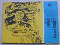 Karavana 208 - Salkey - Hurikán; Šolc - Synové kondorů (1987)
