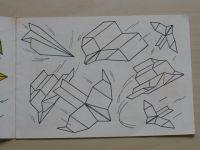 Kerles - Papírový svět (1983) omalovánky