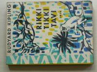 Kipling - Rikki-tikki-tavi (1962) KARAVANA